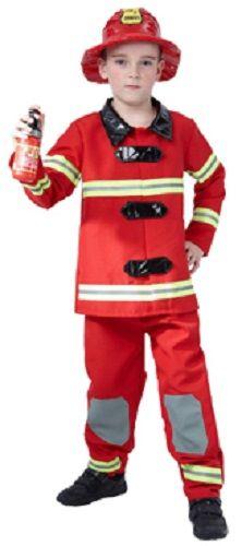Fireman Boys Costume $64.95 FREE Shipping Australia Wide