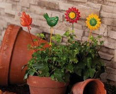 Autumn Brights Plant Picks,Polystone and Metal,,Assorted 4 by Ashley. $23.99