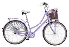 Dámské retro kolo Cossack Genua 7, světle fialové Bicycle, Vehicles, Genoa, Bike, Bicycle Kick, Bicycles, Car, Vehicle, Tools