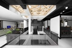 A simplistic twist and rendition to today's modern-day architecture at Feruni Retail Store.