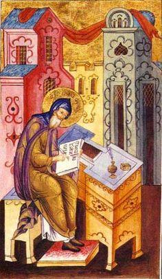 Άγιος Ισαάκ ο Σύρος Prayer And Fasting, Church Interior, Orthodox Icons, Byzantine, Jesus Christ, Prayers, Faith, Painting, Kunst