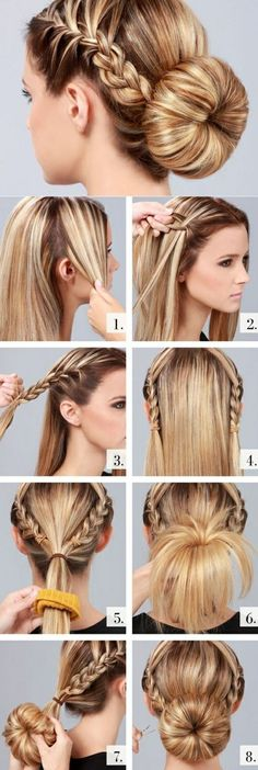 110 Best Dance Hairstyles Images In 2019 Dance Hairstyles