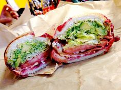 Bay Area Eating: One of THE Best Sandwiches I've Ever Eaten - @Maurits Wauters #Vegan Pilgrim