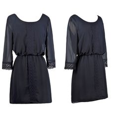 This navy dress would look cute paired with cowboy boots for a country look:  http://ss1.us/a/c0Ta2ZFD