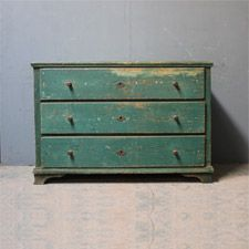 neo-classically proportioned chest of drawers