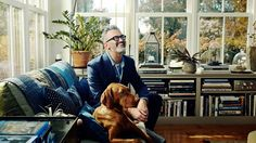 At Home With J.Crew's Menswear Director via @domainehome