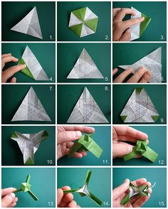 triangular tessellated unit by Dasssa, via Flickr