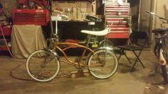 1966 schwinn stingray.  #schwinnstingray #musclebike #deluxe