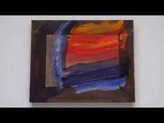 Howard Hodgkin: From Memory at Gagosian Madison Avenue, NYC