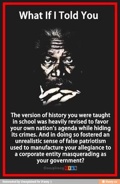 When you put it this way to the average person it sounds like a conspiracy theory, but the sad/scary thing is, if you actually know about real American history, you know this is absolutely true. Heiliges Land, History Facts, History Quotes, Black Power, Thought Provoking, Black History, In This World, Just In Case, Wise Words