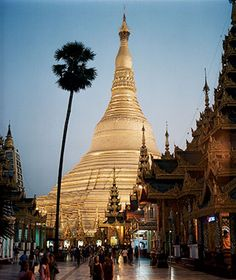 Burma is Southeast Asia untouched by the Western world.