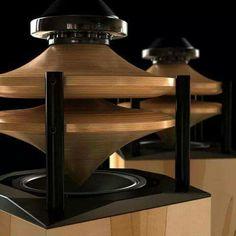 High end audio audiophile Duevel speakers