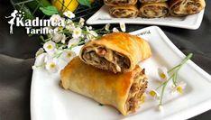 El Açması Mercimekli Börek Tarifi Spanakopita, Tacos, Mexican, Pasta, Ethnic Recipes, Food, Essen, Meals, Yemek