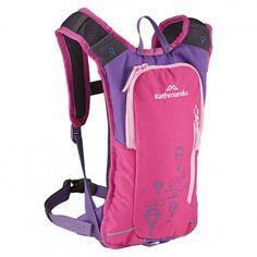 Sputnik 1.5L Kids' Active Backpack - Purple/Magenta Kids Hiking Backpack, Magenta, Purple, Hiking With Kids, Hiking Gear, Golf Bags, Backpacks, Backpack, Backpacking