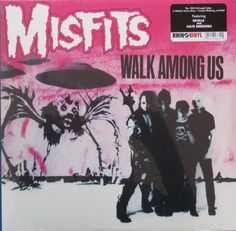 Classic album by the Misfits! Their most popular release. 2009 reissue with replica packaging. Description The Misfits' 1982 debut full-length, Walk Among Us, rapidly became a legendary effort of U.S.