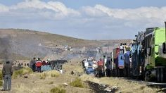 In Bolivia, Striking Miners Kidnap And Kill High-Level Minister