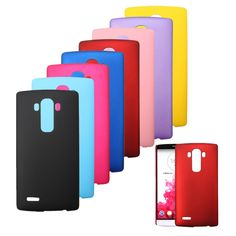 New Slim Thin Luxury Durable Cool Matte PC Hard Back Cover Case Skin For LG G4