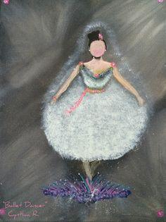 Cynthia R. : BAILARINAS DE BALLET- BALLET DANCERS