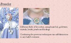 Gisele's Miniature Creations http://www.gminiature.com/  Jewelry Making #Tutorial 13 of 15