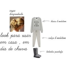"""vilu dia de chuva"" by isadora-blanco-stoessel on Polyvore"