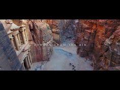 Jordan from the Air - YouTube