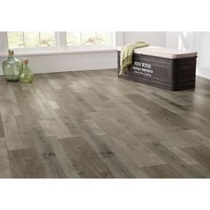 Home Decorators Collection Hdc Palmina Aged Oak 12 Mm Thick X 7 60 In Wide X