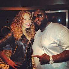 """Rozay and MiMi."""