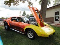 1978 Custom Corvette