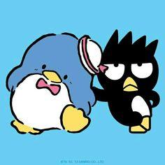 Tuxedo Sam and Badtz-Maru
