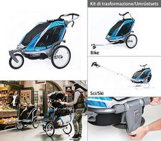 Carrozzina multifunzionale Thule Chariot Chinook 2 http://www.altoadige-shopping.it/info.php?cat=23&scat=270&prd=3492&id=10291
