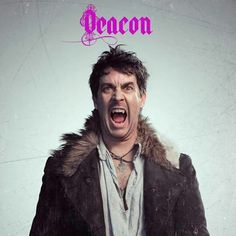 Jonny Brugh as Deacon the vampire in What we do in the Shadows.
