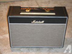 Marshall 18 Watt Hand-Made Clone