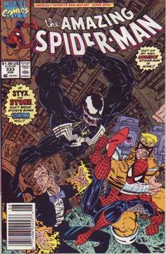 The Amazing Spider-Man #333