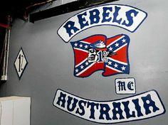 'Rebels aren't criminals'