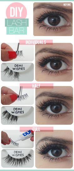 eye lashes fake for beautiful eyes
