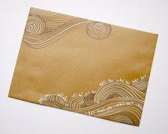Blue Birdie: Mail Art...