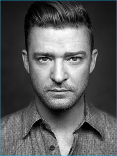 Justin Timberlake photographed by John Russo for Vanity Fair Italia.