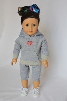 American Girl 18 Doll Clothes and by PixieDustDollClothes on Etsy