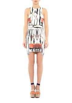 Nicole Miller - LEXI ON CLOUDS DRESS