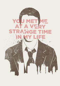 Poster Strange Time do Studio Koning por R$55,00
