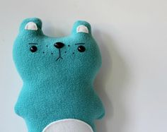 Blueberry - The Little Woodland Bear with Freckles