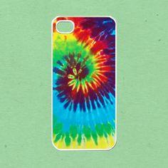 iPhone 5 case, iPhone Case - Tie Dye