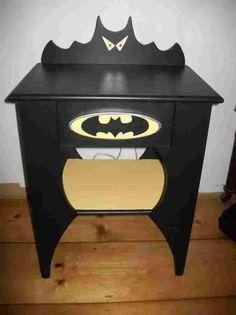 Superhero furniture