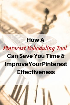 Pinterest Expert Anna Bennett's Pinterest Tip of the Day for Businesses: I reveal why this is the simplest, quickest and most cost effective Pinterest scheduling tool on the market today. LEARN more at http://robovy-blog.co/2015/01/how-a-pinterest-scheduling-tool-can-save-you-time-improve-your-pinterest-effectiveness/