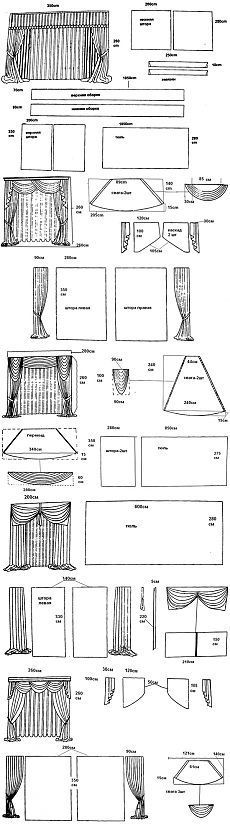 Поиск на Постиле: шторы в зал