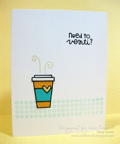 Paper Smooches Stamp sets Primary and Hot Concoctions.  Made by Lori Barnett