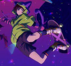 Anime Cat, Otaku Anime, Manga Anime, Fanarts Anime, Anime Characters, Anime Bebe, Infinity Wallpaper, Animation, Cute Anime Guys