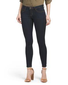 b1bada4841d1 Juniors Dark Wash Skinny Jeans - Pants   Jeans - T.J.Maxx