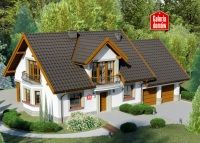 Projekt domu Heliodor (Archeton Sp. z o.o.) Home Fashion, Rotterdam, House Plans, Shed, Outdoor Structures, Cabin, House Styles, Building, Home Decor