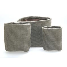 Paper Bag Planters Brown 3 Pk, £10, now featured on Fab.